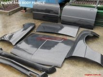 fibreglass-mazda-r100-bonnet-boot-doors-guards-bumper-body-kit